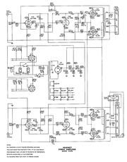 Heathkit AA 14 Stereo Amplifier (schematic) : Free