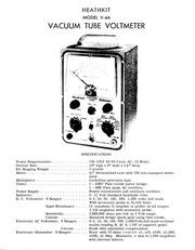Heathkit SA 2060 A Deluxe Antenna Tuner (+ Parts + Schem