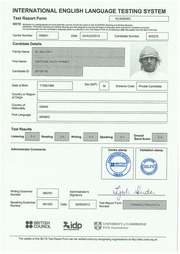 IELTS test report form : Free Download, Borrow, and