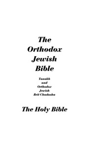 JEWISH BIBLE : BOOK UNIVERSE : Free Download, Borrow, and
