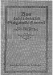 Jung-Rudolf-Der-nationale-Sozialismus : Free Download