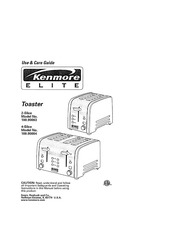 Sunbeam T 20, T 20 A, T 20 B Toaster Service Manual