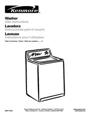 Kenmore 5030 Dehumidifier User Manual : Kenmore : Free