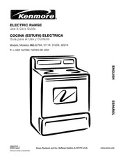 Kenmore 68332 Slow Cooker User Manual : Kenmore : Free