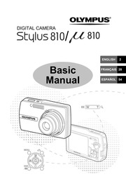 Olympus STYLUS 9000 Digital Camera User Manual : Olympus