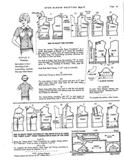Pattern Drafting And Grading By Michael Rohr, 1961 : Free
