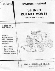 Sears_ST16_Garden_Tractor_Owners_Manual_91725741_ : Sears