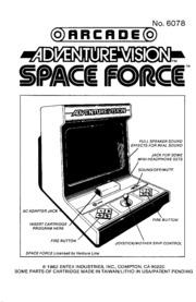 Entex Adventure Vision: Super Cobra (1982)(Entex
