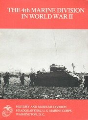 The 4th Marine Division In World War II : Chapin, John C