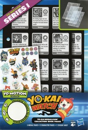 Yo Kai Watch Saison 3 Streaming : watch, saison, streaming, Yo-Kai, Watch, Yo-Motion, Collection, Pages, Series, Download,, Borrow,, Streaming, Internet, Archive