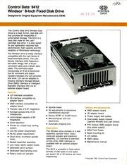 qume :: brochures :: Qume QVT 102 103 108 Brochure Nov82
