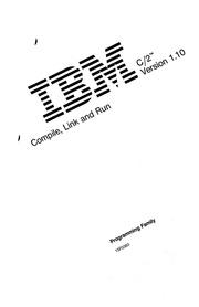 Amiga Manual: Lattice C v5.10 Volume 1 (1990)(SAS