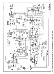 BK_precision: B K 1405 Oscilloscope Schematic : Free