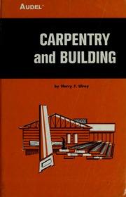 Audels Carpenters And Builders Guide Pdf