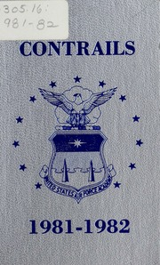 Contrails, the Air Force cadet handbook. : [Colorado