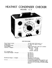 Heathkit 337 C Demodulator Probe (manual) : Free Download