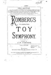 Symphonie burlesque, Op.62 : Romberg, Bernhard : Free