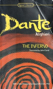 The Inferno Dante Alighieri 1265 1321 Free Download Borrow