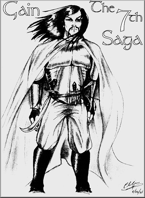The 7th Saga Art Page