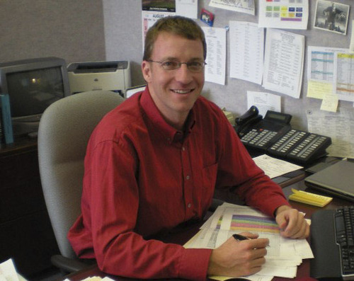 Salt Lake County veteran picked to run purchasing division  The Salt Lake Tribune