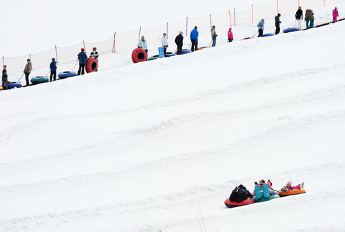 Utah forecast: Avalanche danger high, and more snow on the