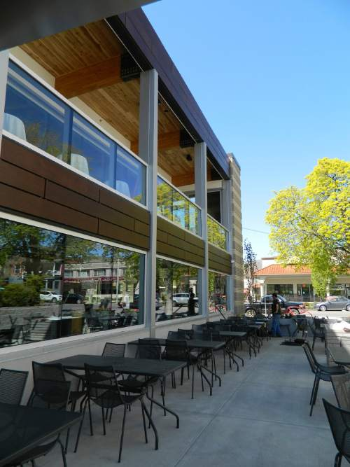 Stanza Italian Bistro opens in Salt Lake City  The Salt