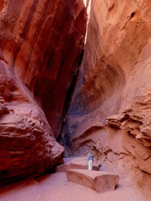 Grand Staircase Hike