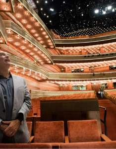 Rick egan the salt lake tribune acoustics consultant mark holden talks about effort and also with eccles theater  new curtain rises in city   love rh archivetrib