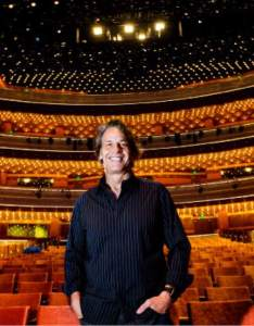 Steve griffin the salt lake tribune kurt bestor stands in new eccles theater also welcome to city   opens with an rh archivetrib