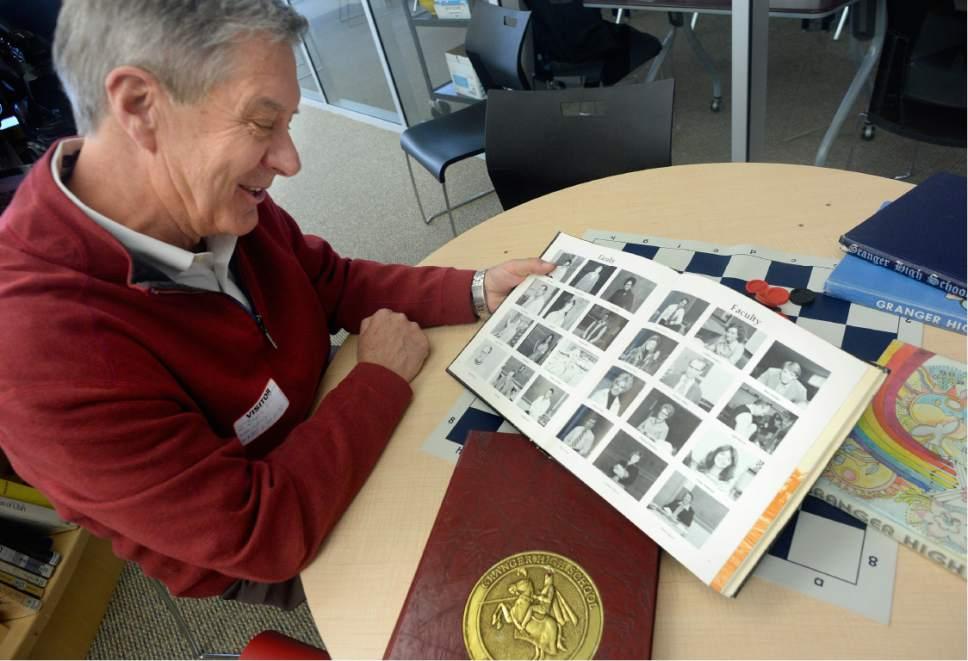 Chris Hill's path to University of Utah athletics director began ...