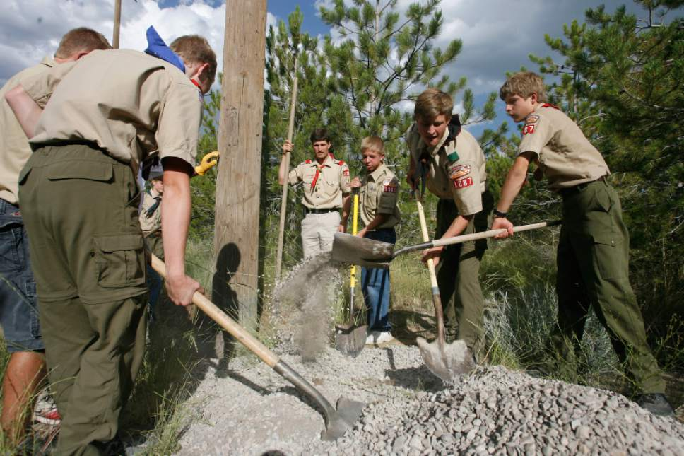 Mormon Church Takes Steps Away From Boy Scouts Of America