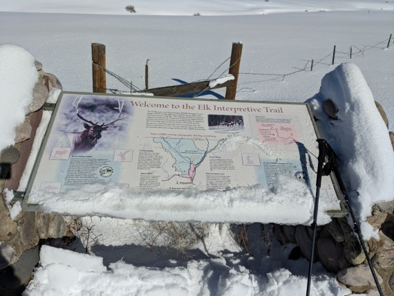 Elk Interpretative Trail, Chama, New Mexico