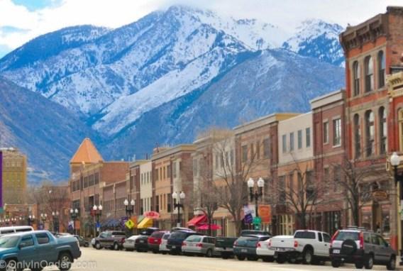 Downtown Ogden