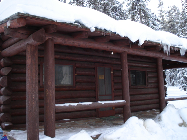 The Kings Hill Cabin can be yours! For a few nights, anyway.