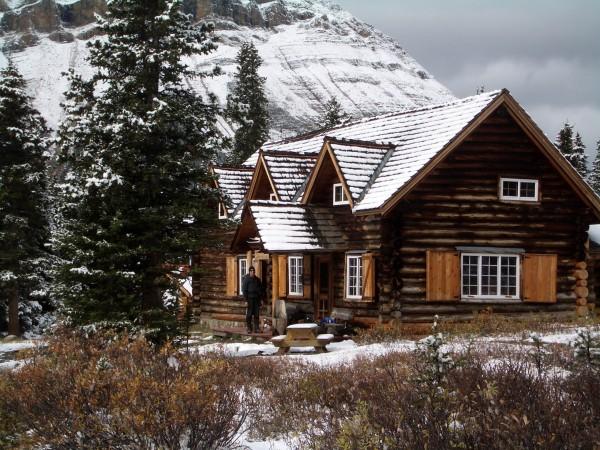 Skoki Lodge in September