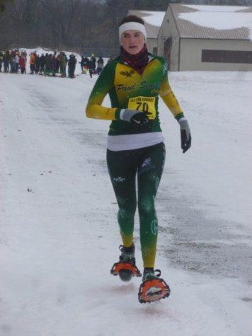 Chloe Mattilio racing