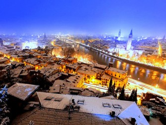 Now you can see why Romeo and Juliet could love Verona, Italy, so much.