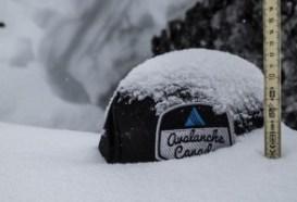 avalanche canada- snow depth