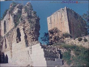 برج صافيتا الصرح الشامخ موقع دفاعي لحامية فينيقية في
