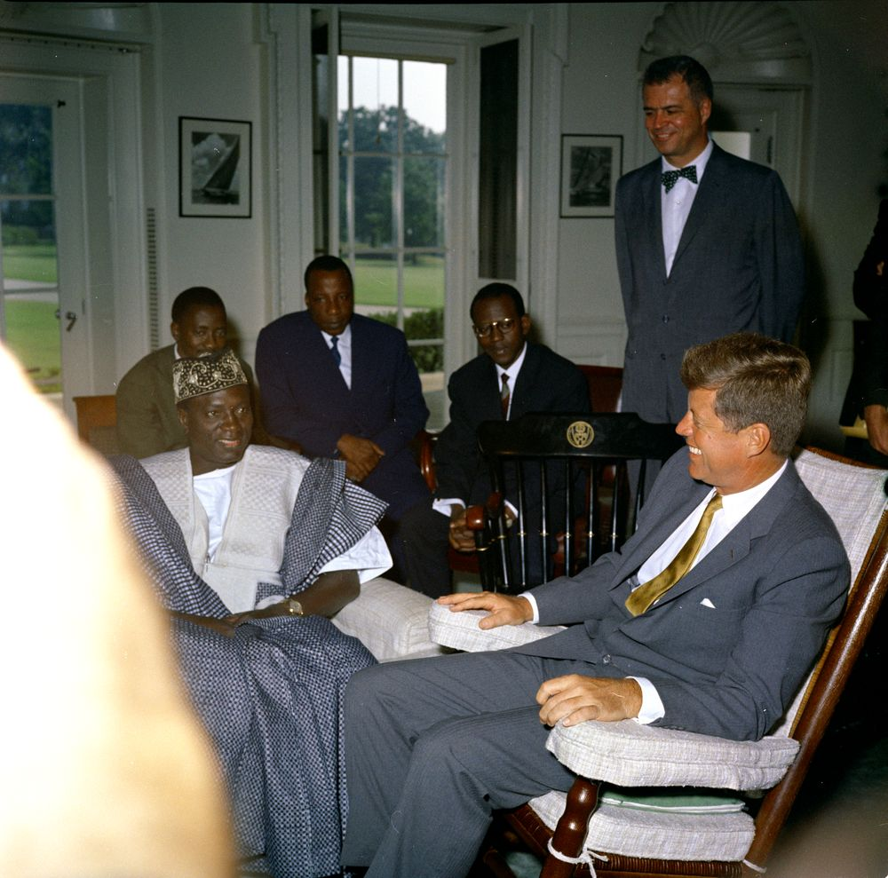 oval office chair death penalty electric kn-c18793-a. president john f. kennedy meets with modibo keïta, of mali - f ...
