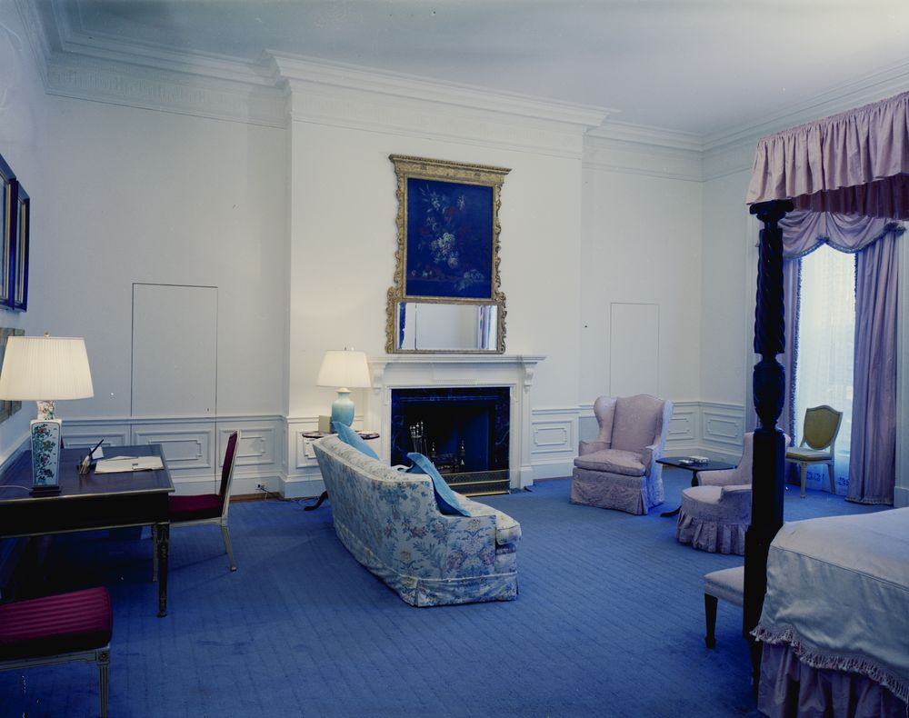 White House Rooms Queens Bedroom Presidents Dining