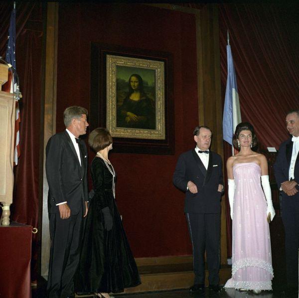 Opening Ceremony Mona Lisa Exhibit National