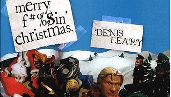 Image result for denis leary merry f in christmas