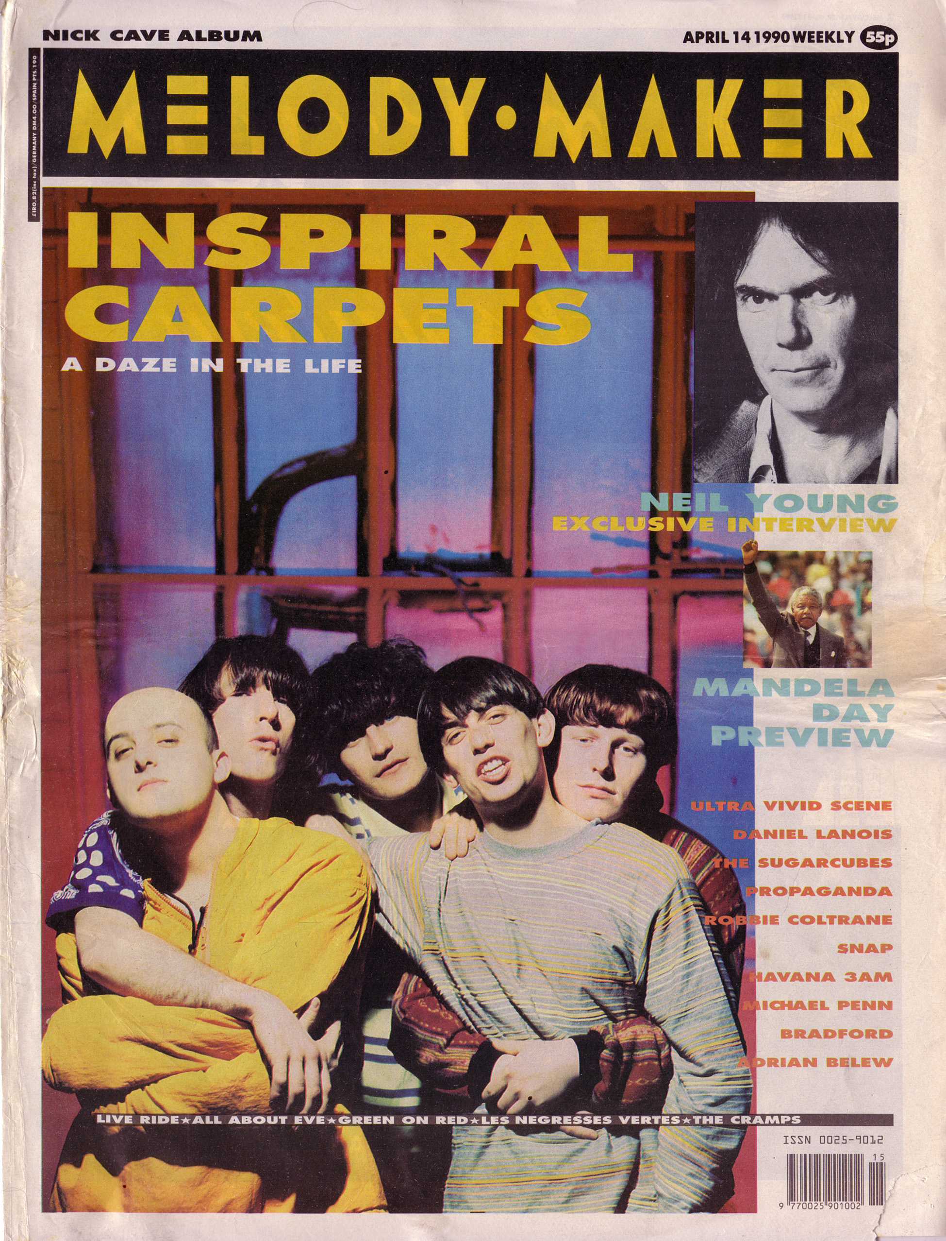 inspiral-carpets-cover-of-melody-maker-14th-april-1990