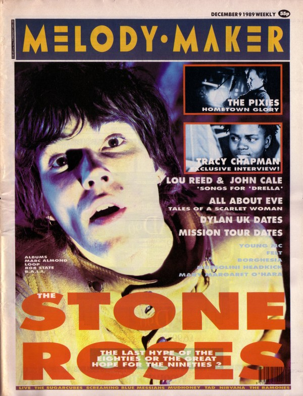 The Stone Roses Archived Music Press