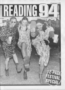 Reading Festival 3rd September 1994 Archived