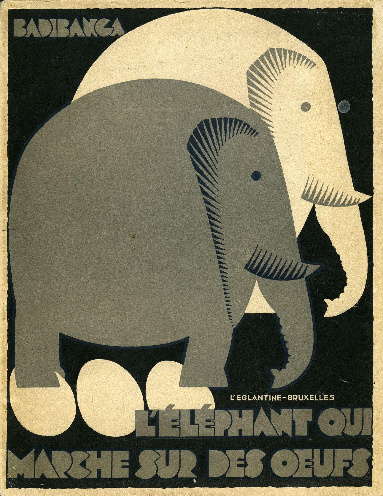 On Marche Sur Des Oeuf : marche, L'éléphant, Marche, Oeufs