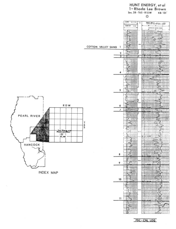AAPG Datapages/Archives: Abstract: Catahoula Creek Field