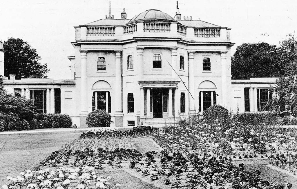 Dover House, Roehampton