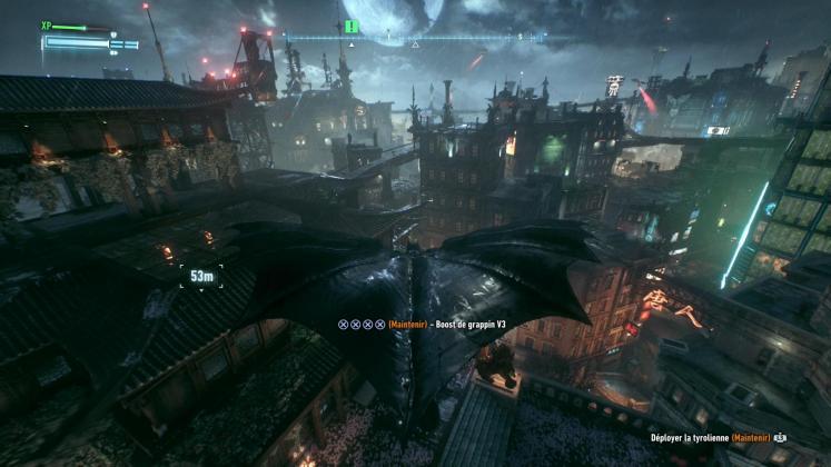 Gotham, me voilà !